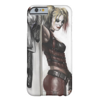 Batman Arkham City | Harley Quinn Illustration Barely There iPhone 6 Case