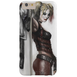 Batman Arkham City | Harley Quinn Illustration Barely There iPhone 6 Plus Case