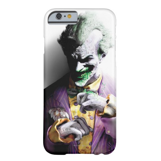 Batman Arkham City | Joker Barely There iPhone 6 Case
