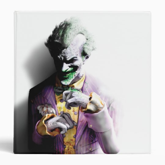 Batman Arkham City | Joker Binder