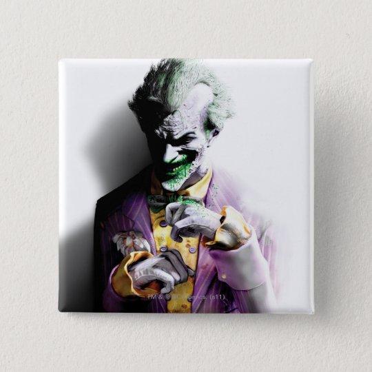 Batman Arkham City | Joker Button