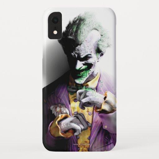 Batman Arkham City | Joker iPhone XR Case