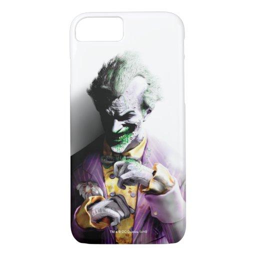 Batman Arkham City | Joker iPhone 8/7 Case