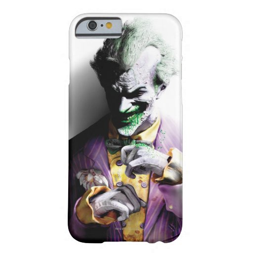 Batman Arkham City | Joker Barely There iPhone 6 Case