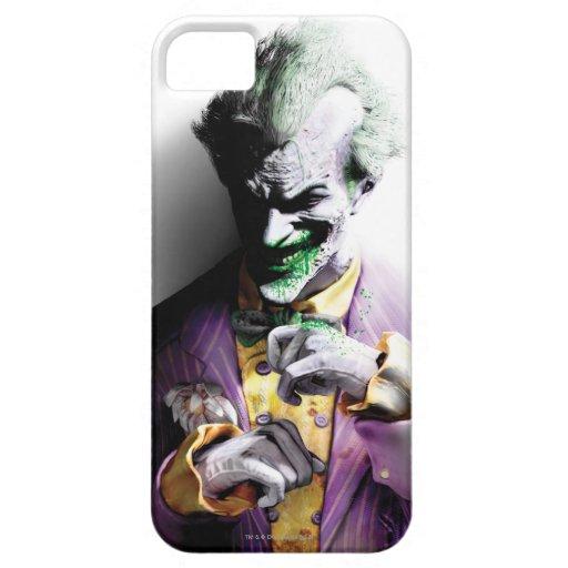 Batman Arkham City | Joker iPhone SE/5/5s Case