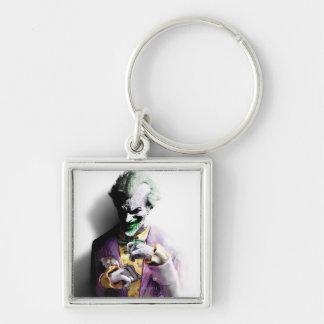 Batman Arkham City | Joker Keychain