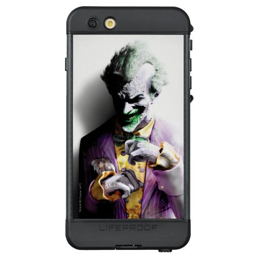 Batman Arkham City | Joker LifeProof NÜÜD iPhone 6s Plus Case