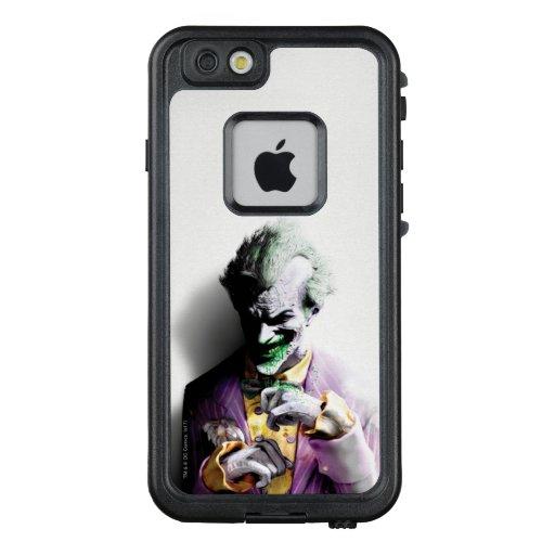 Batman Arkham City | Joker LifeProof FRĒ iPhone 6/6s Case