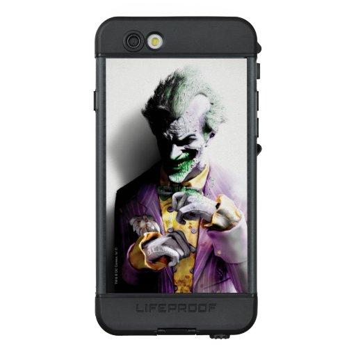 Batman Arkham City | Joker LifeProof NÜÜD iPhone 6s Case