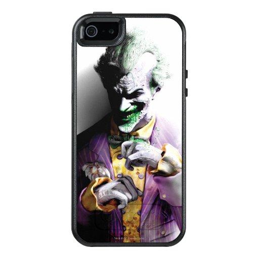Batman Arkham City | Joker OtterBox iPhone 5/5s/SE Case
