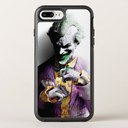 Batman Arkham City | Joker OtterBox Symmetry iPhone 8 Plus/7 Plus Case