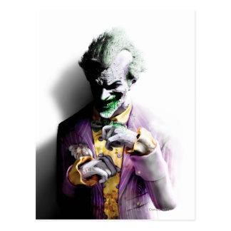 Batman Arkham City | Joker Postcard