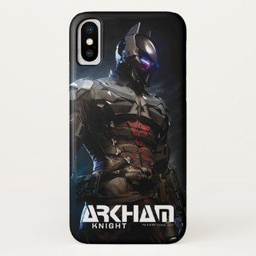 Batman | Arkham Knight iPhone X Case