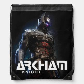 Batman | Arkham Knight Drawstring Backpack