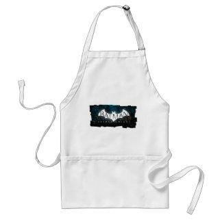 Batman Arkham Knight Gotham Logo Adult Apron