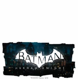 Batman Arkham Knight Gotham Logo Statuette