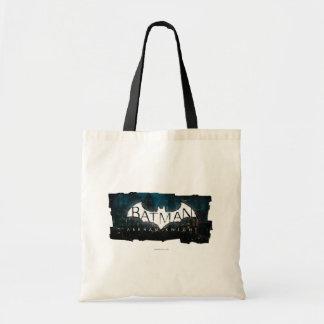Batman Arkham Knight Gotham Logo Tote Bag