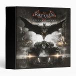 Batman Arkham Knight Key Art Binder