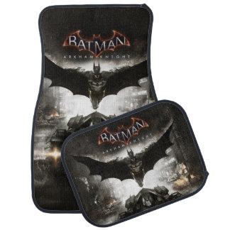 Batman Arkham Knight Key Art Car Floor Mat