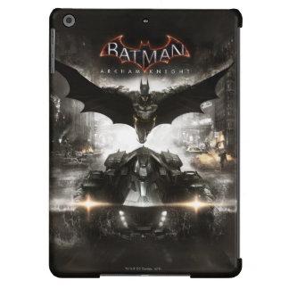 Batman Arkham Knight Key Art Cover For iPad Air