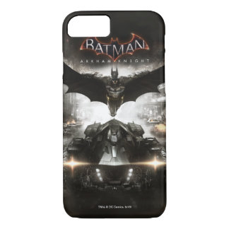 Batman Arkham Knight Key Art iPhone 7 Case