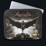 "Batman Arkham Knight Key Art Laptop Sleeve<br><div class=""desc"">Batman: Arkham Knight 