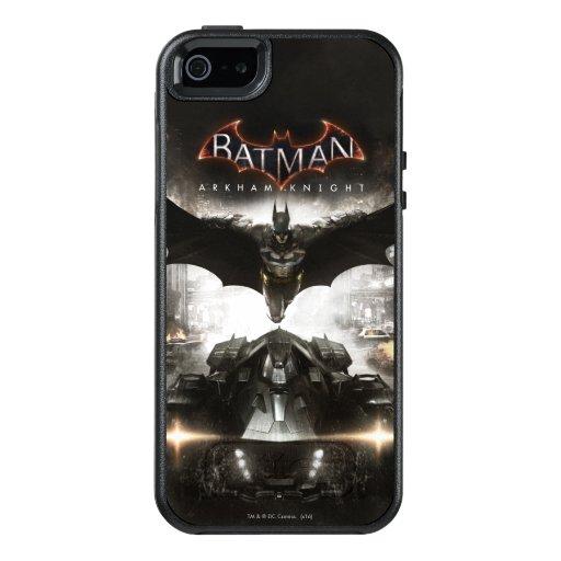 Batman Arkham Knight Key Art OtterBox iPhone 5/5s/SE Case