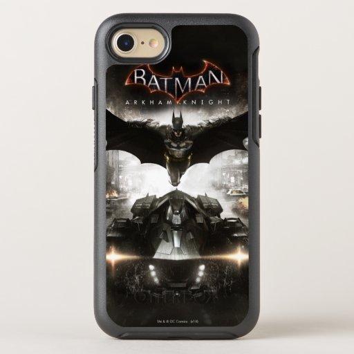 Batman Arkham Knight Key Art OtterBox Symmetry iPhone SE/8/7 Case