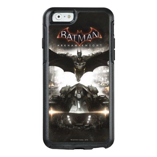 Batman Arkham Knight Key Art OtterBox iPhone 6/6s Case