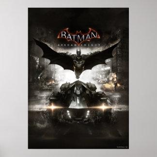 Batman Arkham Knight Key Art Poster
