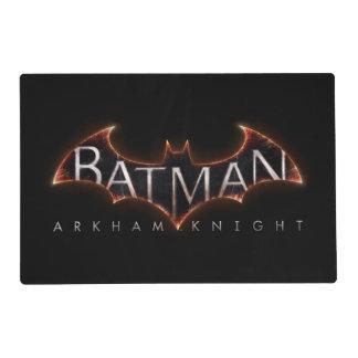 Batman Arkham Knight Logo Placemat