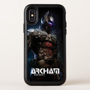 Batman | Arkham Knight OtterBox Symmetry iPhone X Case