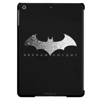 Batman Arkham Knight Pixel Logo iPad Air Covers