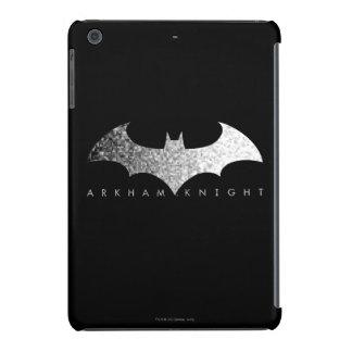 Batman Arkham Knight Pixel Logo iPad Mini Retina Cases