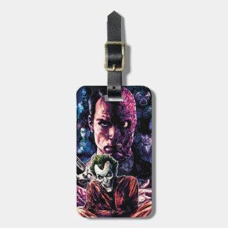 Batman - Arkham Unhinged #11 Cover Bag Tag