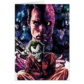 Batman - Arkham Unhinged #11 Cover Card