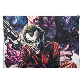 Batman - Arkham Unhinged #11 Cover Cloth Placemat