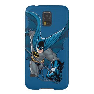 Batman balancea de cuerda funda galaxy s5