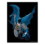 Batman balancea de cuerda postales