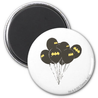 Batman Balloons Magnet