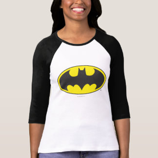 Batman Bat Logo Oval Shirts