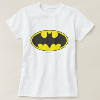 Batman Bat Logo Oval T Shirt
