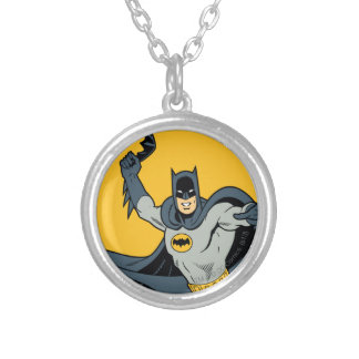 Batman Batarang Colgante Redondo