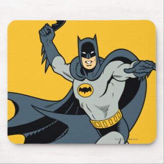 Batman Batarang Mouse Pad