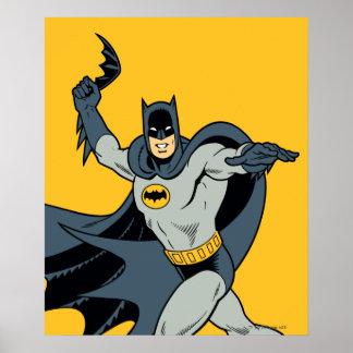 Batman Batarang Posters