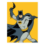 Batman Batarang Postcard