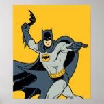 Batman Batarang Poster