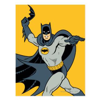 Batman Batarang Postales