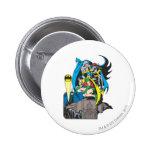 Batman/Batgirl/petirrojo Pins