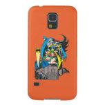 Batman/Batgirl/Robin Galaxy S5 Covers
